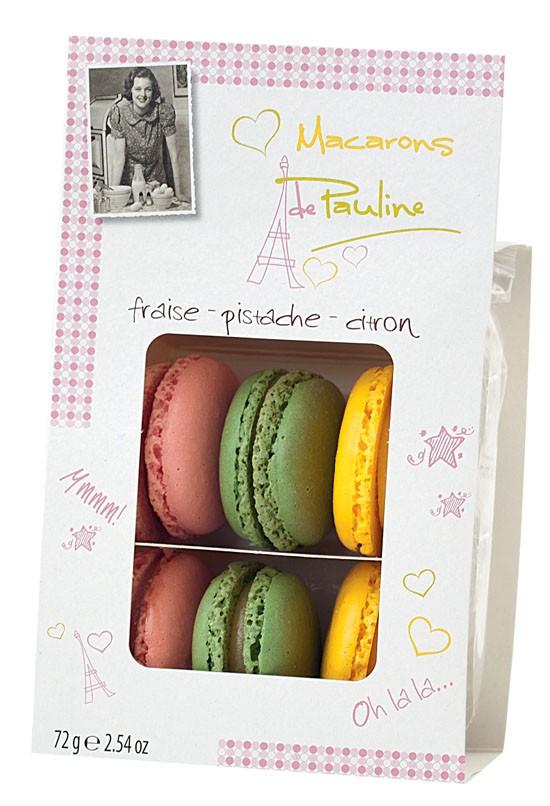 Macarons de Pauline
