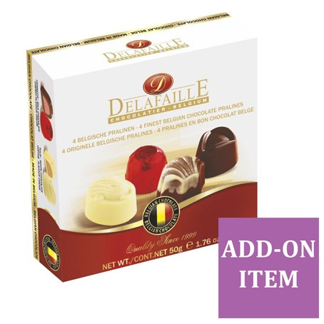 Belgian Chocolates 50g