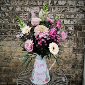 **Mother's Day Jug (pastels)**