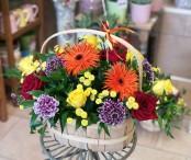 *Autumn Hedgerow Basket*