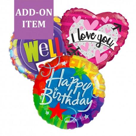 Balloon Helium 18