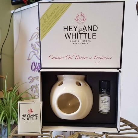 HALF PRICE OFFER! Oil Burner & Fragrance