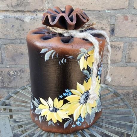 Sunflower Moneybox