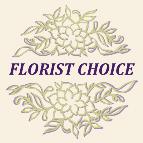 Florist choice Funeral posy