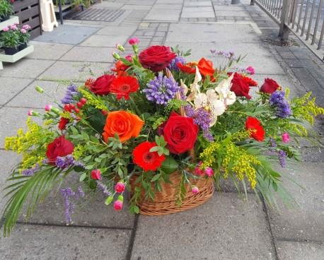 Splendid basket