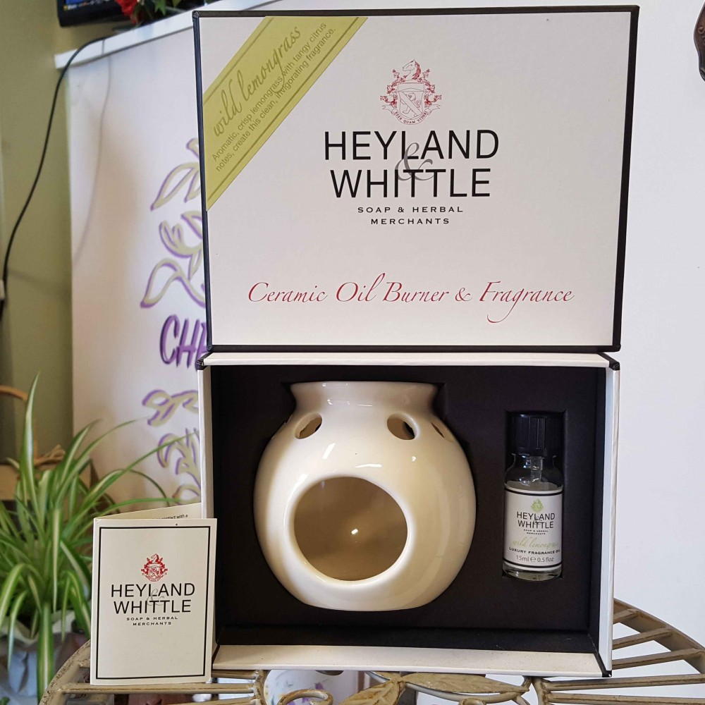 HALF PRICE OFFER! Oil Burner & Fragrance
